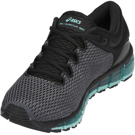 asics Gel-Quantum 360 Shift MX Shoes Women Carbon/Black/Aruba Blue